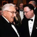 Henry Kissinger and Derek Bryson Park