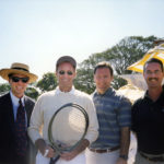 Derek Bryson Park, Henry R. Silverman, Donald J. Casey, and Robert Groody