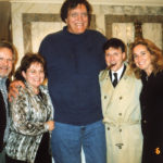 Larry and Phyllis Studinski, Richard Kiel, and Derek Bryson Park and Friend