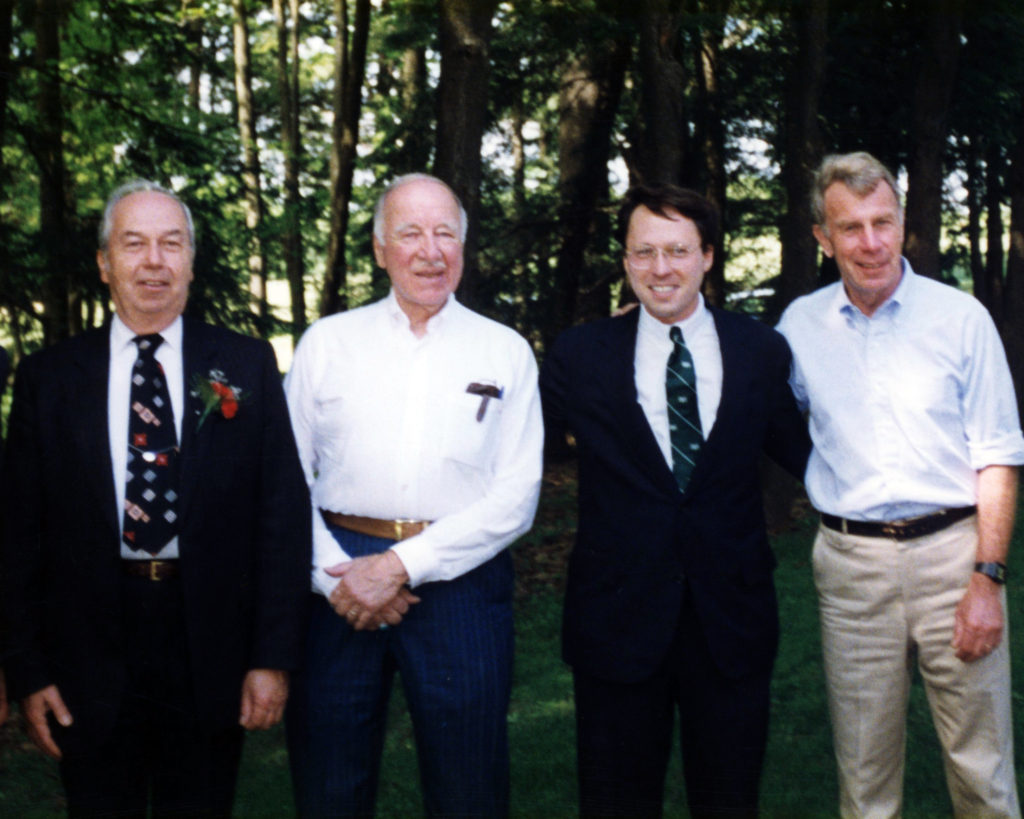 James R. Cowhey, John J. Newberry, Derek Bryson Park, and J. William LaBelle