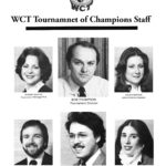 World Champion Tennis (WCT) Tournament of Champions Staff