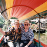 Derek Bryson Park and brother Dr. A. L. Park, MD in Bangkok, Thailand