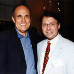 Commissioner Derek Bryson Park with Mayor of New York City, Rudy Giuliani